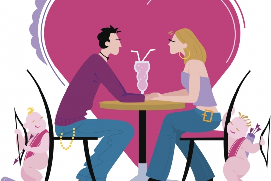 Is this love? Teen tips for romance and dating